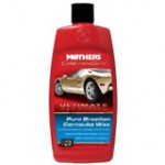 Mothers 05750 California Gold Pure Brazilian Carnauba Wax Review