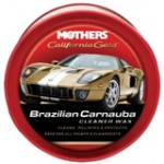 Check price for Mothers 05500 California Gold Brazilian Carnauba Cleaner Wax
