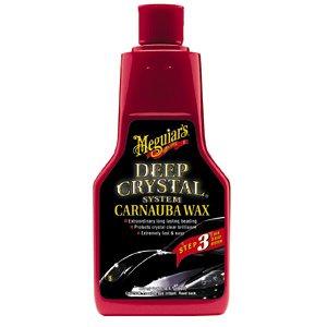 Meguiars A-2216 Deep Crystal Carnuba Wax