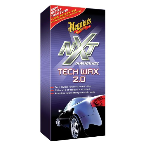 Meguiars Nxt Generation Tech Wax 2.0