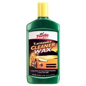 Turtle Wax T-6a Carnauba Car Liquid Wax
