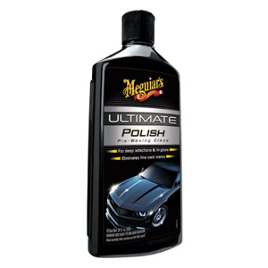 Meguiar's Ultimate Polish Review