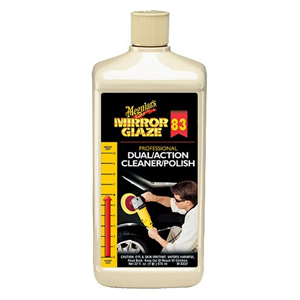 Meguiar's Dual Action Cleaner/Polish Review
